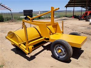 Macnay RS98 road broom for Sale.