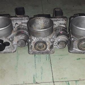 Nissan xtrail 2L qr20 throttle bodys for sale