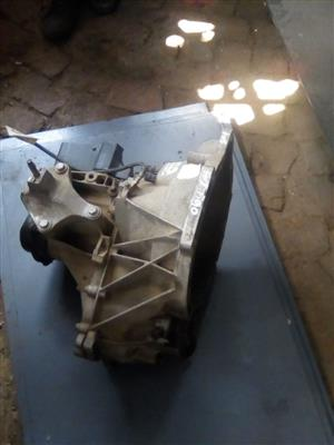 Ford Figo Gear Box
