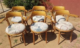 Captains Chairs x 6