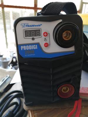 Tradeweld Prodigi 2000