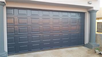 Garage Doors Double