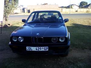 1988 BMW 3 Series 316i