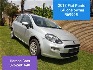2013 Fiat Punto 1.4 Essence