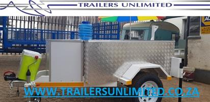 BUDGET UTILITY CATERING TRAILER FROM R19 500. 2000 X 1200 X 500.