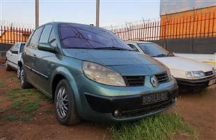 2006 Renault Scénic 1.6 Authentique