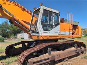 Daewoo/Doosan 45ton Excavators for sale