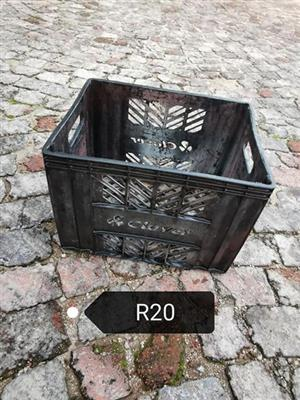 Black crate for sale
