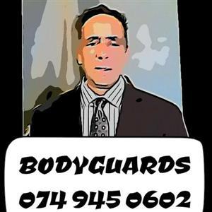 Bodyguards hire