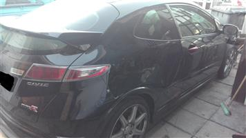WANTED: Honda Civic Type R (FN2) Body parts wanted