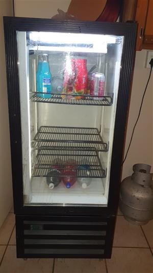 Glass Door cold drink fridge for sale