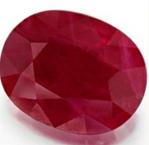 Absolute Bargain!!! Certified 2.11ct Blood Red Ruby {RRP R1,330,000.00}