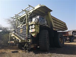 Euclid-Hitachi EH3500 Rigid Dump Truck- ON AUCTION