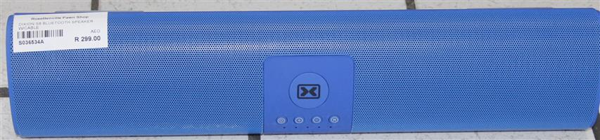 Dixon S8 bluetooth speaker with cable #Rosettenvillepawnshop