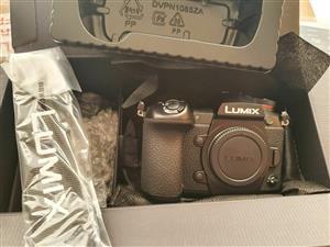 Panasonic Lumix G9  with 12-60mm Lens