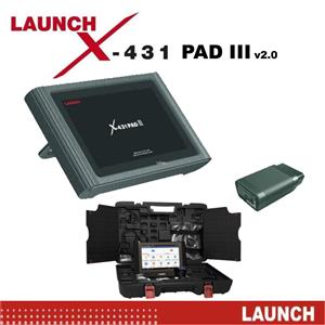 LAUNCH X431 PAD 3 VERSION 2 VEHICLE DIAGNOSTIC MACHINE