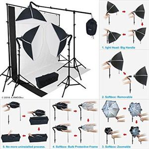 Mobile Studio Lighting Kit