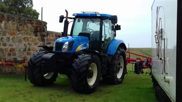 New Holland T6070 4x4