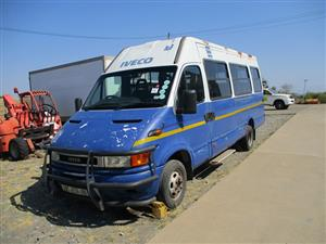Iveco Daily, 50C13V - 15, 23 Seater Mini Bus - ON AUCTION