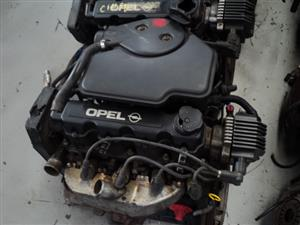 OPEL CORSA 1.4 8V ENGINE  R5900  SPECIAL