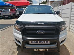 2017 Ford Ranger 2.2 double cab 4x4 XLS auto