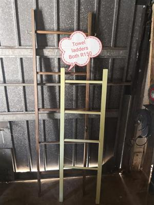 Towel ladders for sale