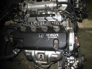 HONDA CIVIC 1.5L, D15 Carb