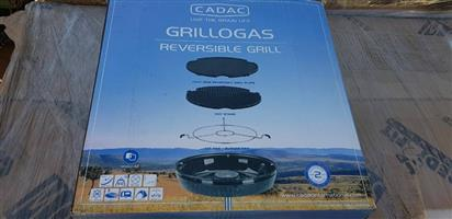 Cadac grillogas reversible grill