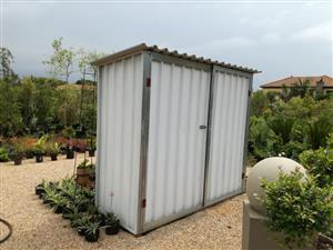 Storage: Strong Steel Sheds In Your Own Yard.