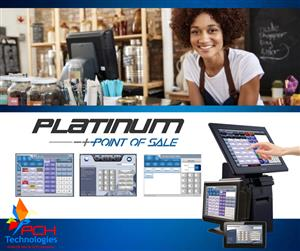 PLATINUM POINT OF SALE SOFTWARE