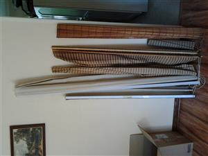 ASSORTED BLINDS