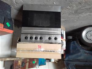 4 Sale-  Bauer Oven, Hob and Cooker-hood