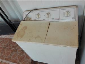 Defy twin tub