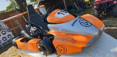 Tm racing gocart forsale