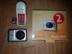Canon 10 Megapixel kamera