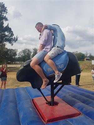 Mechanical Bull Hire for Parties and Functions