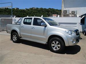 2010 Toyota Hilux 2.7 double cab Raider