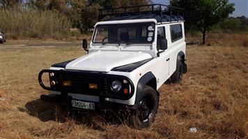 1996 Land Rover Defender 110 TD station wagon