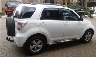 2012 Daihatsu Terios 1.5 Special Edition