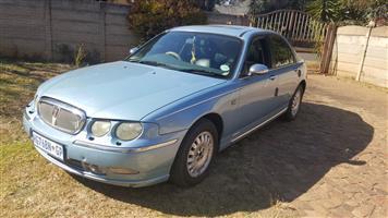 1999 Rover 75 2.5 V6 Connoisseur