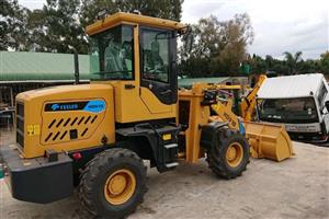 Feeler HD910 Wheel Loader New (non turbo)
