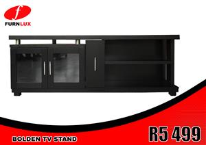TV UNIT BRAND NEW !!!!! BOLDEN TV STAND FOR ONLY R 5 499