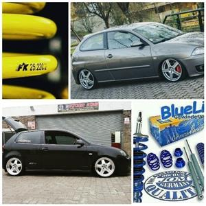 Wicked Coilover Deal for Polo 9n3 & Seat Ibiza