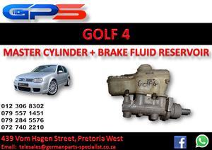 Used VW Golf 4 Master Cylinder +  Brake Fluid Reservoir for Sale