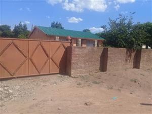 4room house in Temba Hammanskraal Rockville