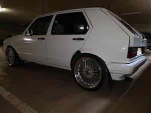 1997 VW Golf 2.0 Trendline