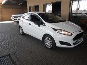 2018 Ford Fiesta 5 door 1.0T Ambiente