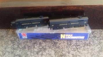 Life Like Trains N scale Locomotives