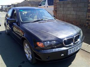 2019 BMW 3 Series 316i