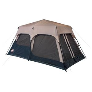 Coleman 8 man instant tent with Rainfly